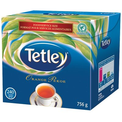 Thé Orange Pekoe Tetley®